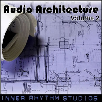 Product picture AUDIO ARCHITECTURE Vol. 2 Royalty Free Music