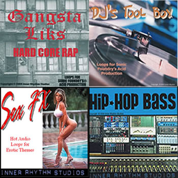 Product picture Hip-Hop Loops Pack #1